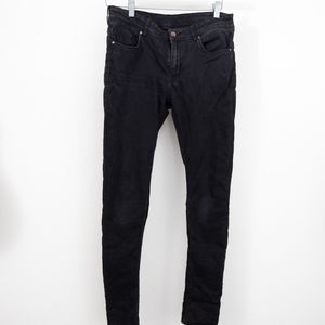 H&M Skinny Jeans Washed Black